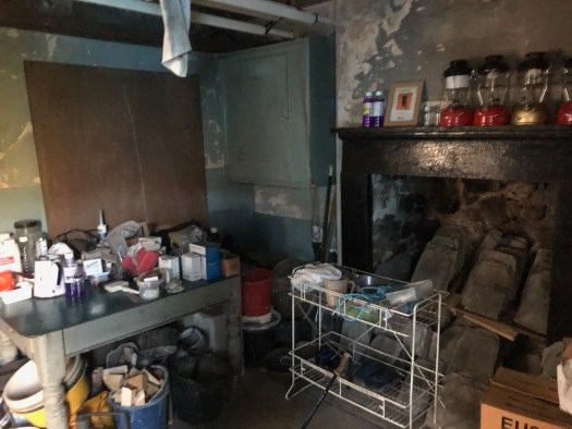 living room at Burnmoor lodge