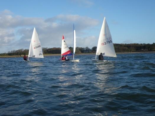 Ballyholme Yacht Club Icebreaker Series