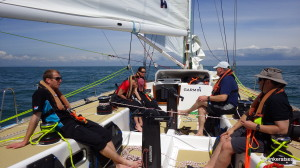 Clipper 13-14 Race Training