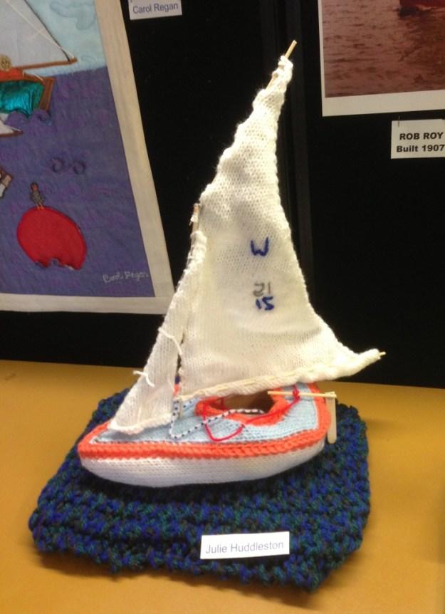 Waverley Class Yacht (Knitted)