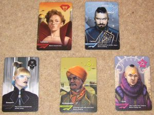 Coup-cards