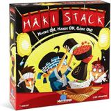 Amazon.com: Blue Orange Maki Stack Family Party Game: Toys & Games