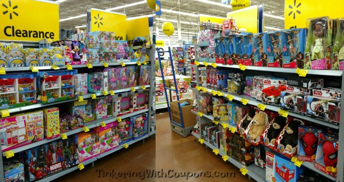 Target Toy Walmart : Walmart lots of clearance toys tinkering with coupons