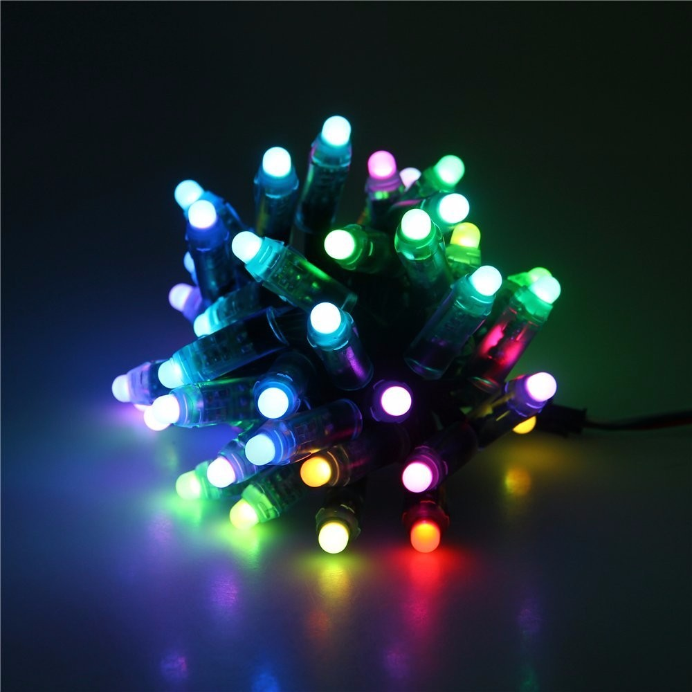 Led Light Christmas Picture