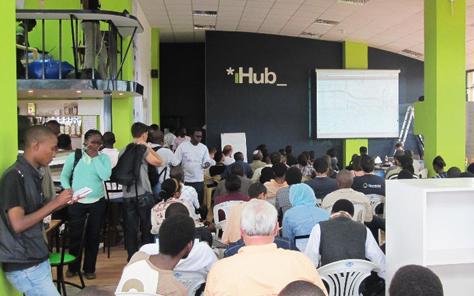iHub Nairobi image
