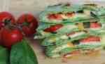 Špenátové quesadillas (plnené tortilly)