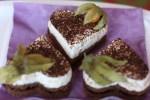 Čokoládový mousse bez múky