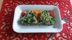 Brokolicovo-špenátové rizotko