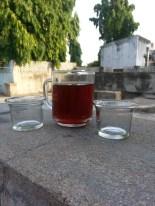 Lemon tea from Twinings