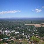 Valle de Calamuchita-Rio Santa Rosa-Santa Rosa de Calamuchita-Hiking Route-Via Crucis