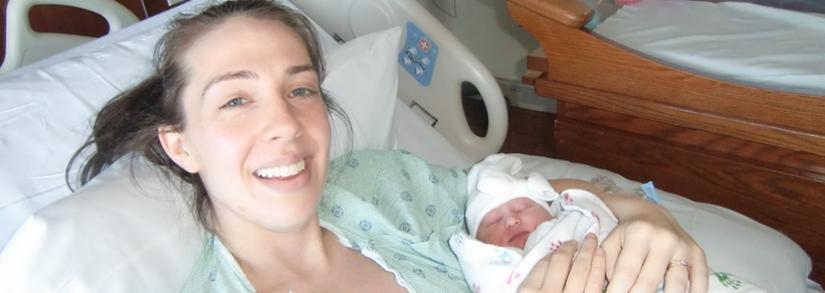 Officially A Mom My Labor and Delivery Story