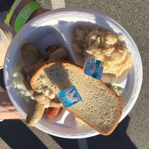Tinley Park Oktoberfest Plate
