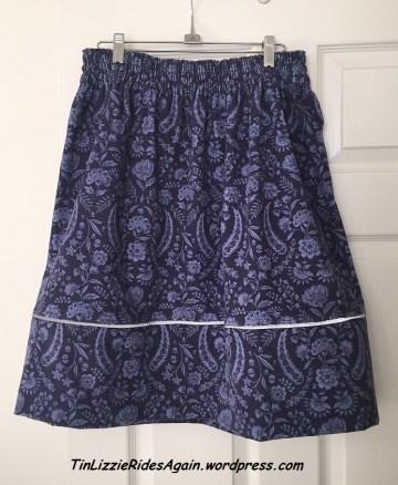 Christmas Skirt 1