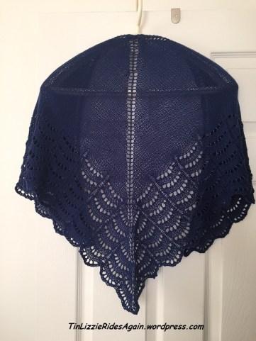 New shawl!