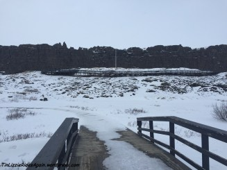 Thingvellir National Park, where the first Icelandic Parliament was formed in 970 AD