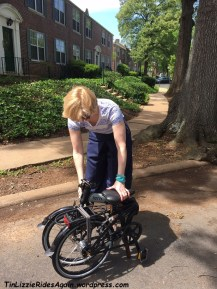 folding-the-bike