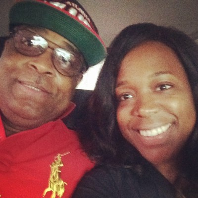 Check Out Moet Abebe's Dad