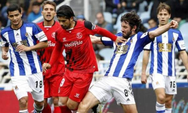 sevilla real sociedad premier league match preview thể thao