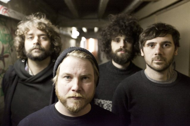 Coilguns Band Picture
