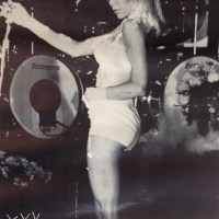 Plasmatics | Ultra-Rare Wendy O. Williams Fan Club Poster