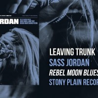 Sass Jordan's Rebel Moon Blues Tops Today's Album Announcements
