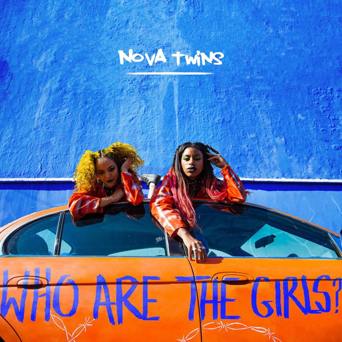Album Of The Week: Nova Twins | Who Are The Girls? - Tinnitist