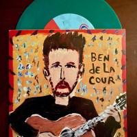 WIN A Limited-Edition Green-Vinyl Single By Ben de la Cour