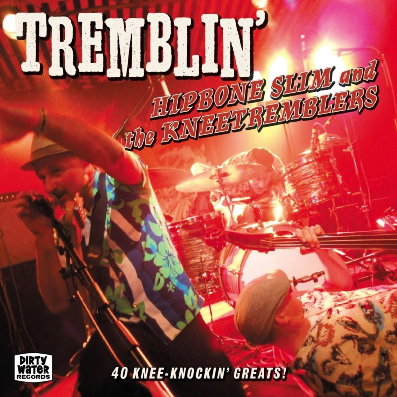 Albums Of The Week: Hipbone Slim and the Kneetremblers | Tremblin' - Tinnitist