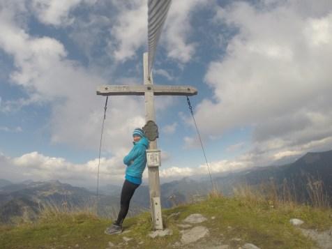 Regenspitz-Gipfelkreuz