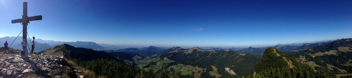 Schmittenstein-Panorama