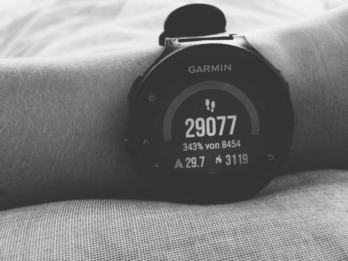 Halbmarathon - Die Bilanz