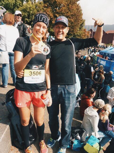Halbmarathon geschafft!