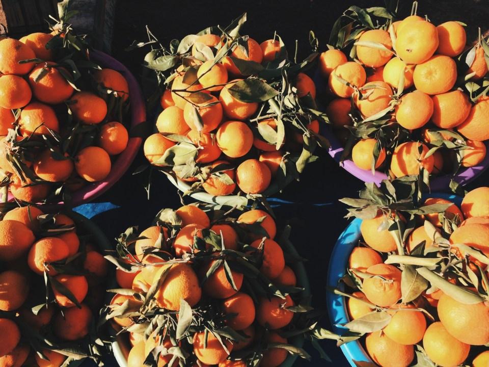Marokko_Mandarinen