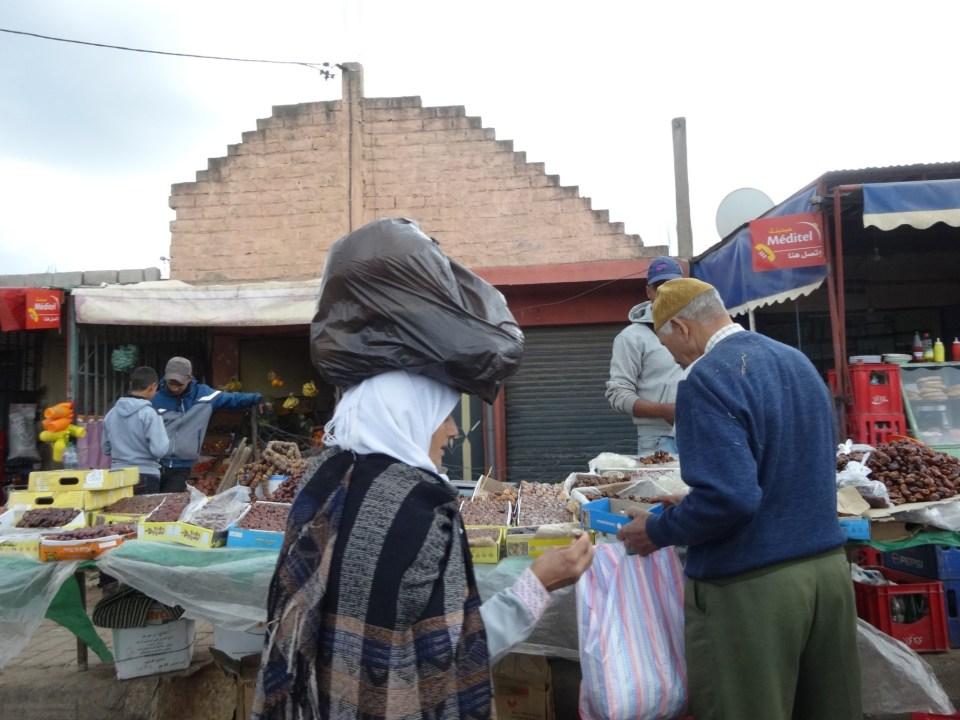 Einkaufen in Marokko II