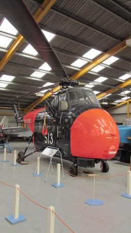 Westland Whirlwind Anti-Submarine Helicopter