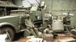 M3 Halftrack & Quad-50s