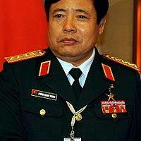 Tiểu sử - Lý lịch Đại tướng Phùng Quang Thanh