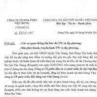 """Chính thức đính chính vụ """"Nguyễn Thanh Phượng, Ecopark Văn Giang"""""""