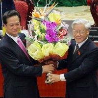 Ông Nguyễn Tấn Dũng tái đắc cử Thủ tướng