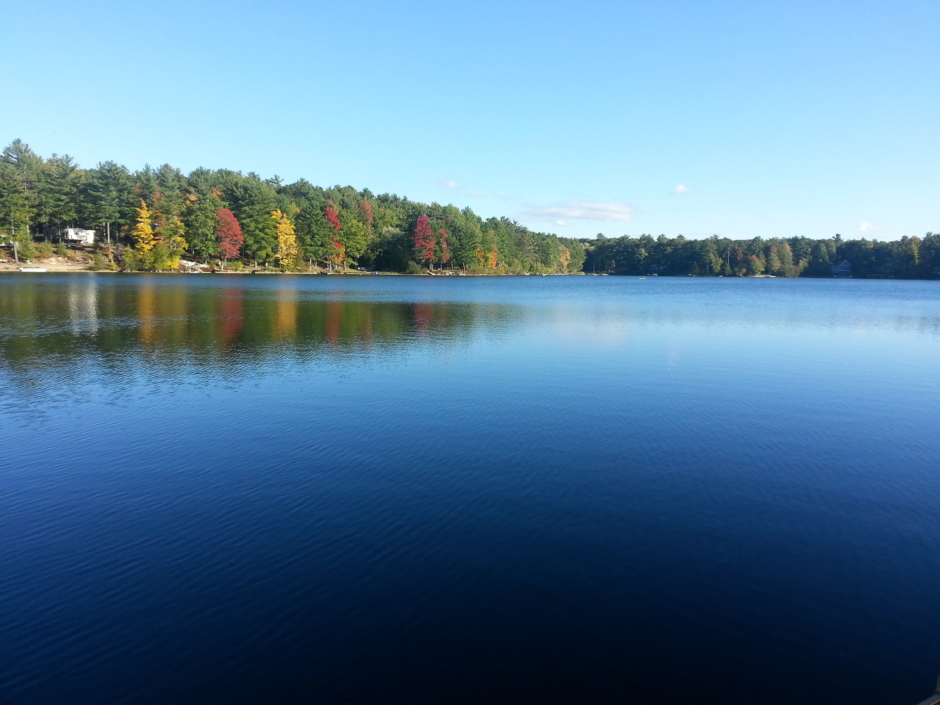 Early autumn in Beckley