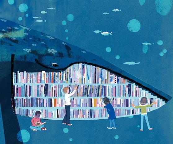 Ilustración de Tatsuro Kiuchi