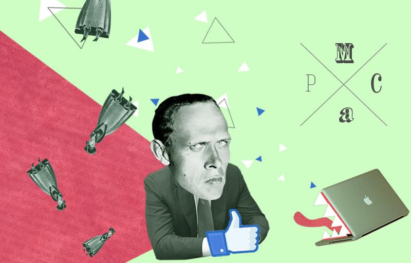 Escritor, facebook, escritores, mejores sitios web para escritores, like facebook
