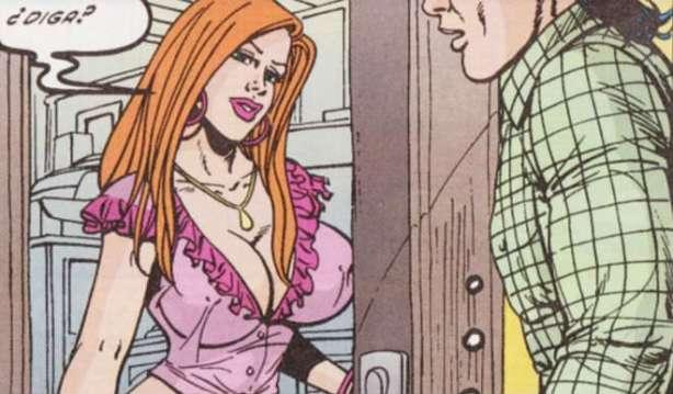 Vivir de escribir cómics porno
