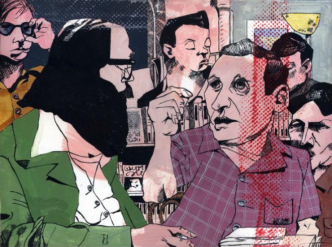 Jack Kerouac, William S. Burroughs, Allen Ginsberg, Lawrence Ferlinghetti, Philip Lamantia, Amiri Baraka, Gary Snyder, beat generation, oara escribir mejor, beats, beatniks, escribe como los beats, los beats te enseñan a escribir, escribe como la beat generation, clases de la beat generation, los escritores d ela beat generation te enseñan a escribir