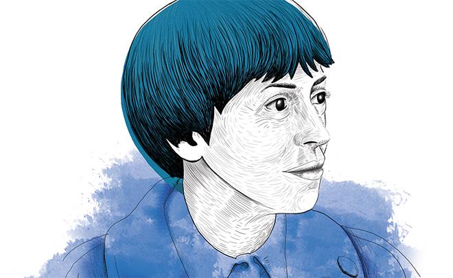 Ilustración de Oznur Yeniyol