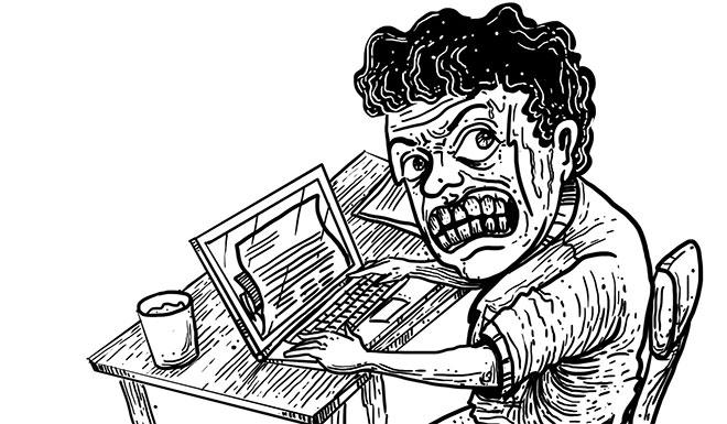 Olfateo tus errores de novato, nuevo escritor