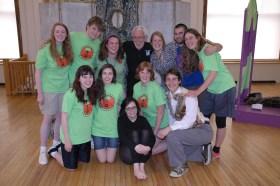La troupe 2012