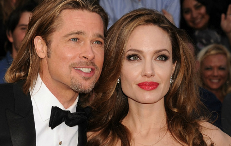 'Brangelina' are no more!