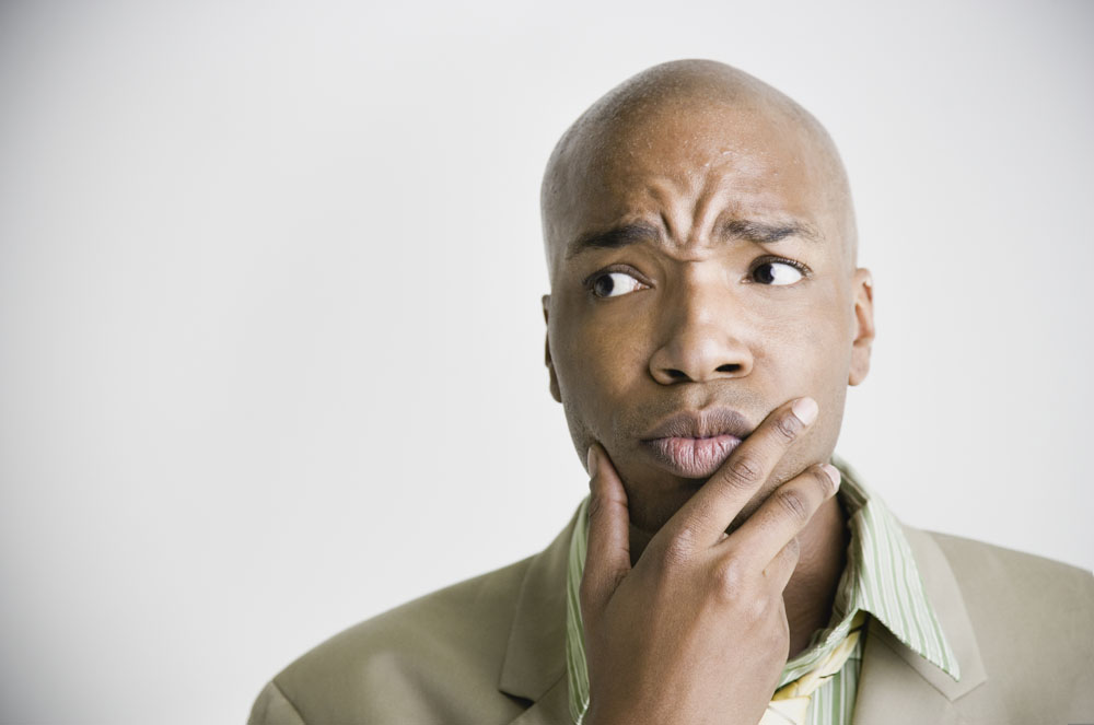 The Male Menopause - it's a real thing!