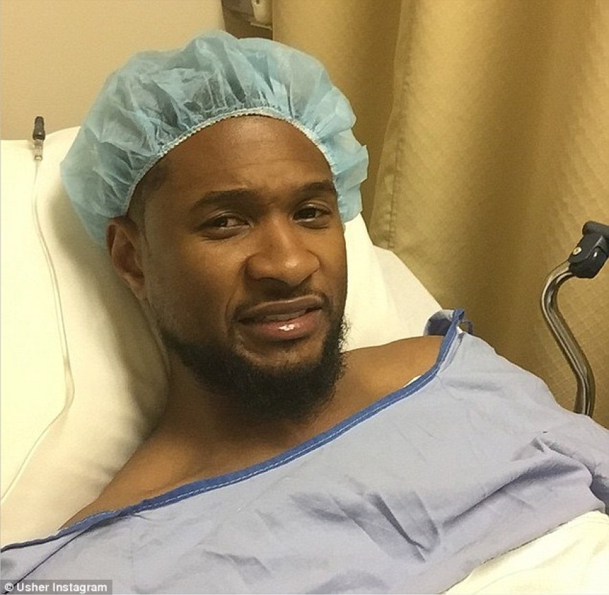 Usher has herpes (allegedly), so what does that mean?